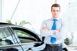 Sales Representatives, New Vehicles