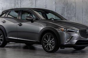 Hyundai Kona 2018 vs Mazda CX-3 2018