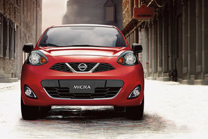 Nissan Micra 2015 – La voiture la plus abordable