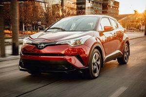 Valeur de revente pour les véhicules Toyota