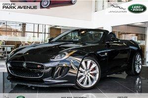 2014 Jaguar F-Type S | SYSTÈME DE NAV + CAMÉRA DE RECUL