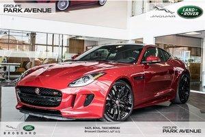 2016 Jaguar F-Type S AWD |  BAS KM + MAGS DE 20'' * CERTIFIÉ