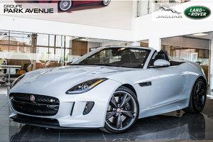 Jaguar F-Type R | 550 HP + SYSTÈME D'ÉCHAPPEMENT ACTIF 2017
