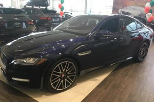 Jaguar XF 35t 3.0L AWD R-Sport 2018
