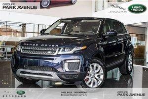 Land Rover Range Rover Evoque SE | 162$ par semaine! *Certifié inclus 2016