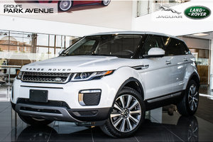 2016 Land Rover Range Rover Evoque HSE | 174$ par semaine! *Certifié inclus