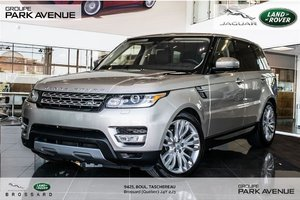 2016 Land Rover Range Rover Sport DIESEL Td6 HSE | NAV + MAGS 21'' * Certifié*