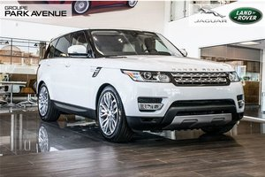 2017 Land Rover Range Rover Sport V8 Supercharged *CERTIFIÉ*