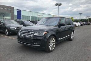 Land Rover Range Rover 5.0L V8 Supercharged *CERTIFIÉ 2017