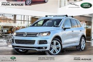 2014 Volkswagen Touareg 3.0 TDI Execline R-LINE | * PNEUS HIVER