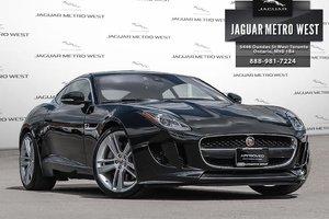 2017 Jaguar F-Type Coupe at