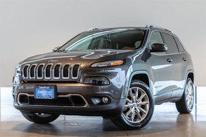 2015 Jeep Cherokee 4x4 Limited