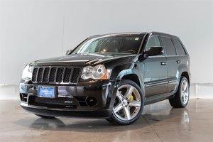 2008 Jeep Grand Cherokee SRT8 4D Utility 4WD