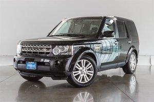 2011 Land Rover LR4 V8