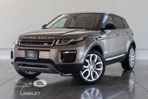 2018 Land Rover Range Rover Evoque HSE - 10K OFF MSRP, NAVIGATION, HEAD-UP DISPLAY, MERIDIAN AUDIO, KEYLESS ENTRY