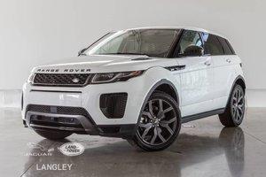 2018 Land Rover Range Rover Evoque AUTOBIOGRAPHY - DRVR ASSIST PKG, ADAPTIVE CRUISE, MASSAGE SEATS!