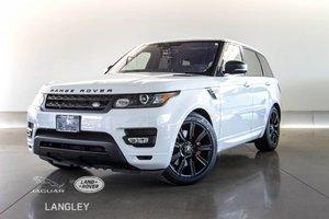 2016 Land Rover Range Rover Sport V8 SC Dynamic