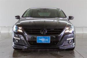 2012 Volkswagen CC Highline 2.0T 6sp DSG Tip