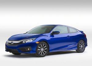 Honda Civic Coupe 2016 - La Civic comme vous ne l'avez jamais vue
