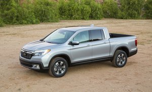 Honda Ridgeline Now Offered Starting at $36,590