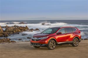 Honda CR-V 2017 : spacieux, sécuritaire et économique