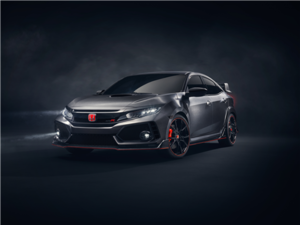 Five things to know about the new 2017 Honda Civic Type R