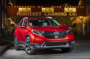 Honda CR-V 2018 : tout ce qu'il faut savoir