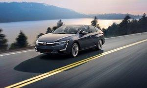 Honda Clarity Hybride Rechargeable 2018: une performance écologique et fiable