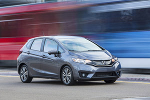 The all-new 2015 Honda Fit – Available now
