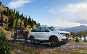 2019 Honda Passport: a new SUV arrives at Honda