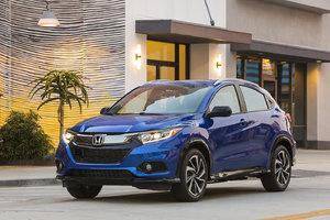 Honda HR-V 2019 : toujours mieux