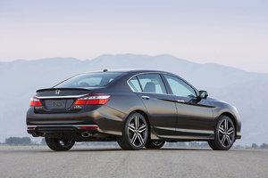 Les chiffres les plus marquants de la Honda Accord 2019