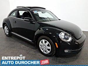 2013 Volkswagen Beetle Coupe 2.0L TDI TOIT OUVRANT - A/C - Groupe Électrique - NAVIGATION 'GPS'