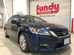 2014 Honda Accord Sedan V6 EX-L w/rear heated seats, $149.10 B/W V6, ONE OWNER, NO ACCIDENT