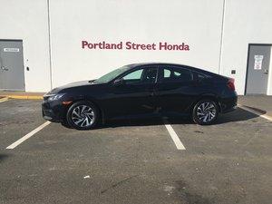 2016 Honda Civic Sedan EX Comprehensive warranty till 2023
