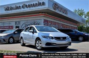 2014 Honda Civic Sedan *****LX