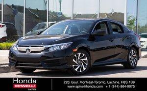 2016 Honda Civic EX AUTO **2400KM** TOIT MAGS AUTO AC MAGS TOIT COMME NEUVE++