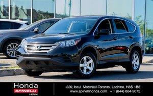 2013 Honda CR-V LX AWD MAGS