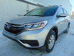2015 Honda CR-V SE AWD SE AWD