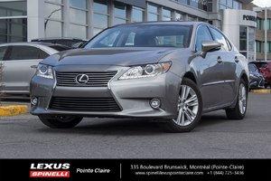 2015 Lexus ES 350 TOURING NAVIGATION INSPECTION CERTIFIE,BAS KILOMETRAGE,GPS,CAMERA DE RECULE EST PLUS.