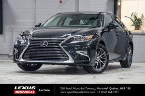 2017 Lexus ES 350 TOURING; CUIR TOIT GPS $6,226 DEMO REBATE OFF MSRP