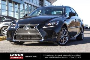 2017 Lexus IS 300 PREMIUM, AWD, CUIR, TOIT SPECIAL DEMO REBATE $10000