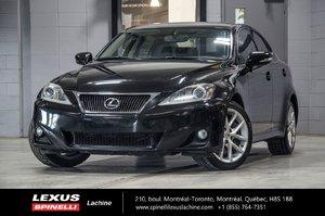 2011 Lexus IS 350 AWD; CUIR TOIT GPS MOTEUR À 306 CHEVEAUX - VÉHICULE RARE
