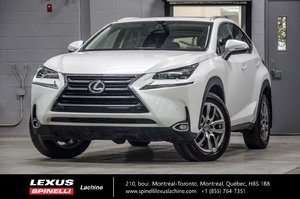 2015 Lexus NX 200t LUXE AWD; CUIR TOIT GPS $15,492 SAVING FROM MSRP - BLIND SPOT MONITOR
