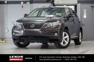 2010 Lexus RX 350 PREMIUM II AWD: CUIR TOIT CAMERA NEW ARRIVAL