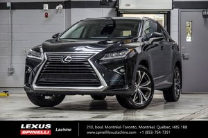 2016 Lexus RX 350 LUXE AWD; CUIR TOIT GPS NAVIGATION - MONITEUR D'ANGLES MORTS