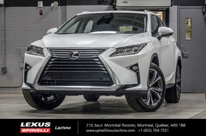 2018 Lexus RX 350 LUXE AWD; CUIR TOIT GPS LSS+ $5,379 DEMO REBATE FROM MSRP