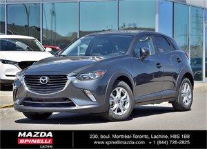 2017 Mazda CX-3 GS AWD WOW LOW MILEAGE LIKE NEW