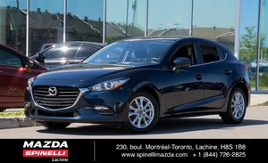 2018 Mazda Mazda3 Sport GS SPORT HATCHBACK BLUETOOTH GS SPORT BLUETOOTH 8 PNEU
