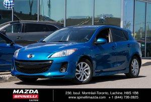 2012 Mazda Mazda3 GS-SKY LEATHER SUNROOF MAGS